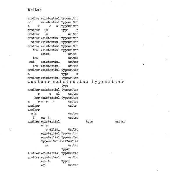 font-typewriter