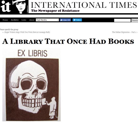 IT Ex Libris
