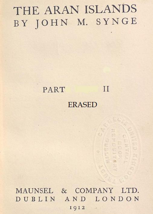 Part II Erased
