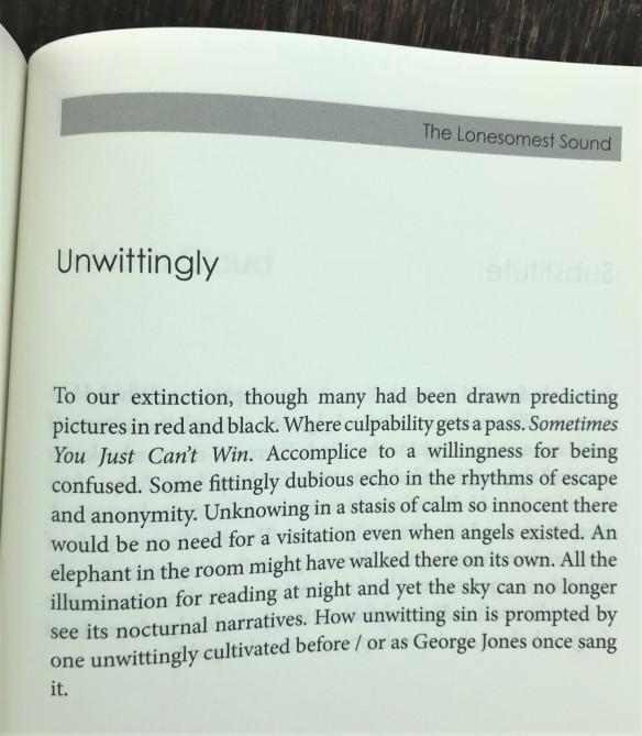 unwittingly