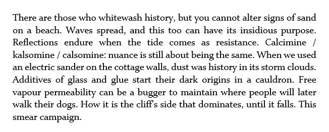 whitewash image
