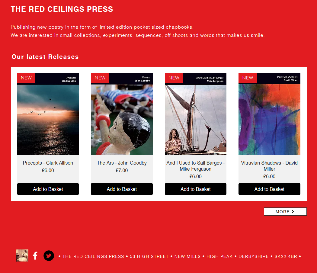 red ceilings new site image