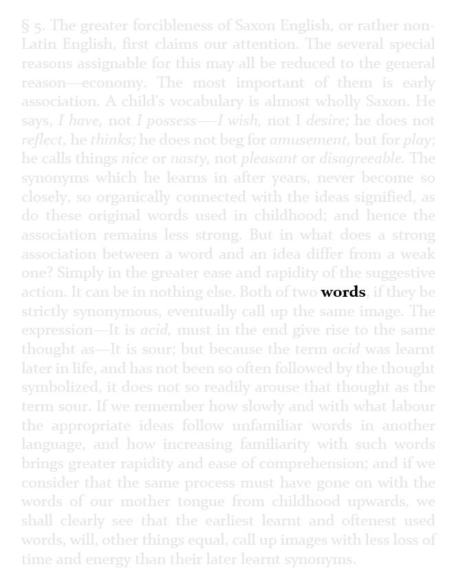 26 words