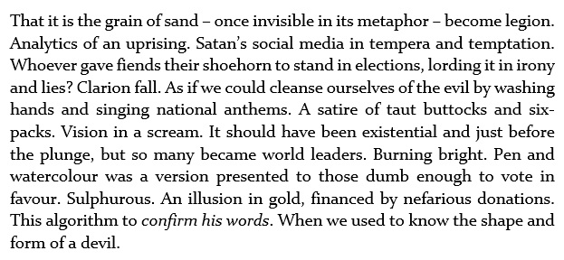 satan's elections