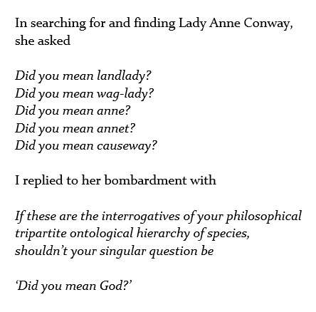 finding lady anne